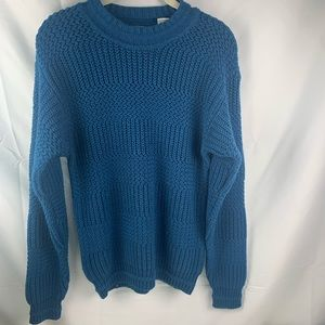 Vintage Saugatuck Chunky Knit Fall Sweater